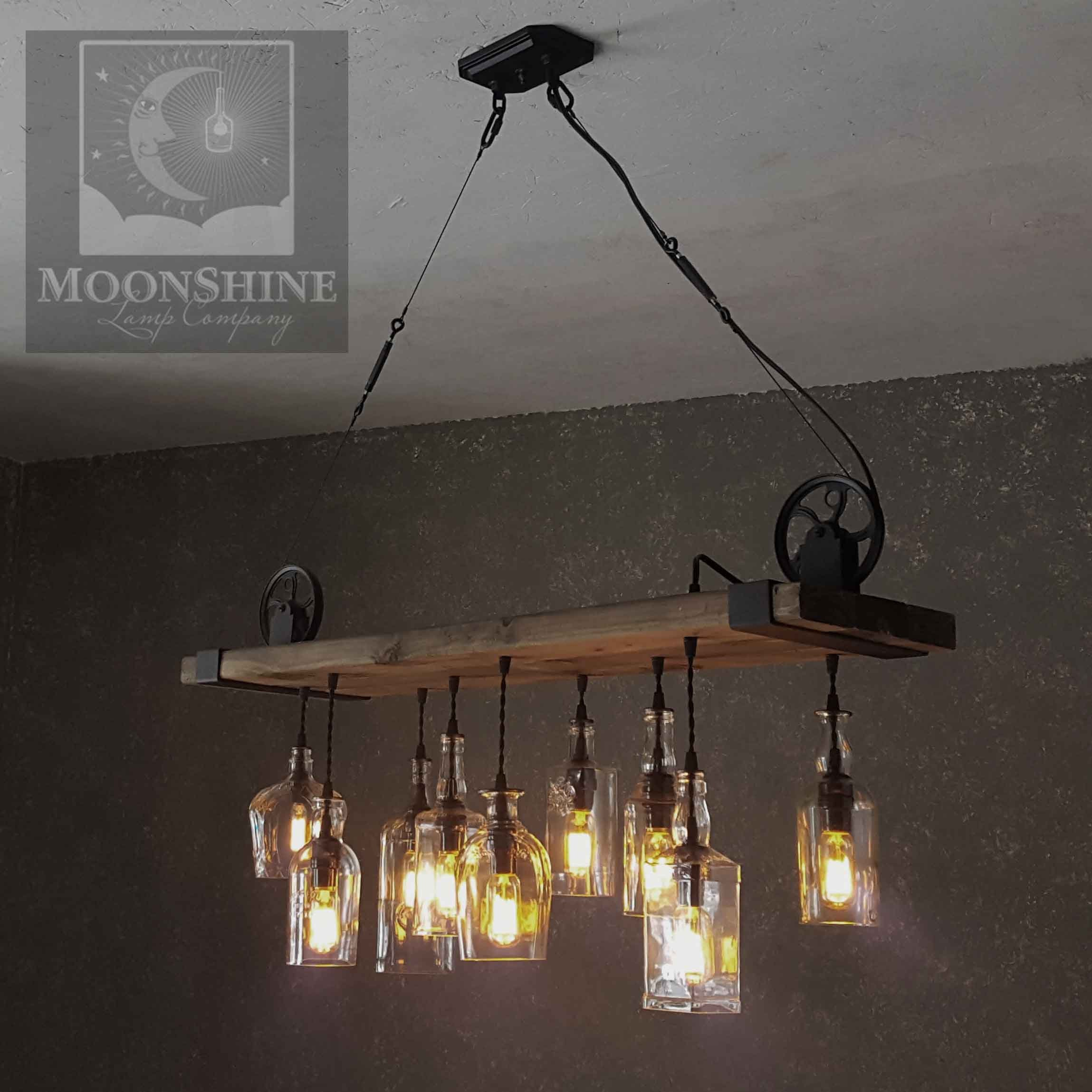 The chesapeake reclaimed wood chandelier zoom arubaitofo Image collections