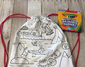 Ruffle Drawstring Backpack PDF Sewing Pattern, Bag Sewing Pattern, Backpack Sewing Pattern, Drawstring Bag Pattern