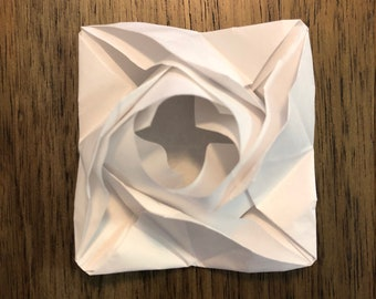 Origami Rose Made to Order