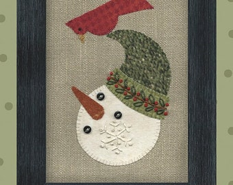 Frosty Friends Pattern