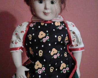 Friendship Garden- Josephine Doll