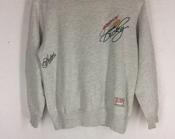 RARE!!! Vintage Rough Sweatshirts Size M
