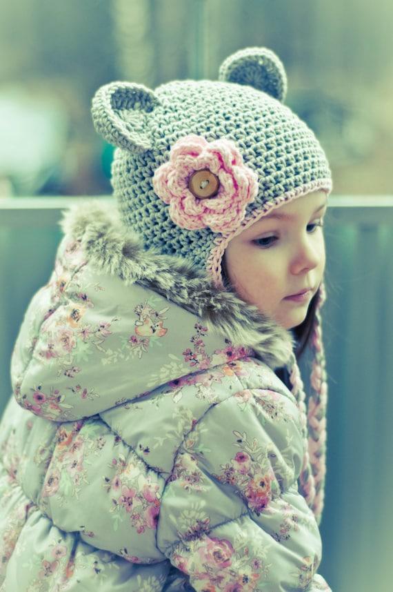 chapeau au crochet chapeau b b fille les filles coton. Black Bedroom Furniture Sets. Home Design Ideas