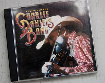 Charlie Daniels Music CD