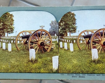 76 Color Steroscopic Cards copyright late 1800 to early 1900 numbered