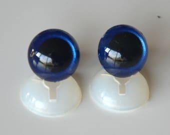 15mm blue Toy storage toy safe eyes