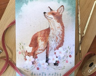Spring Fox A5 Notebook