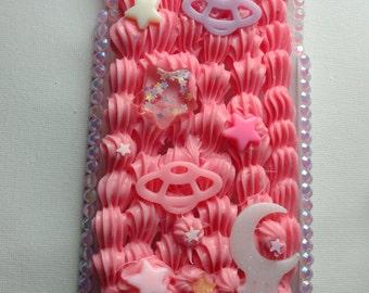 B Grade Iphone 7/8 Plus Decoden Fairy Kei case