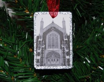 Ornament - St. Margaret of Scotland Church, Chicago