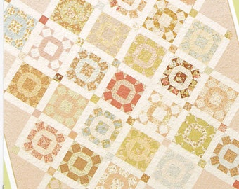 Figgy Pudding Quilt Pattern - Quilt Pattern -  Fig Tree and Co. Quilt Pattern - Fig Tree