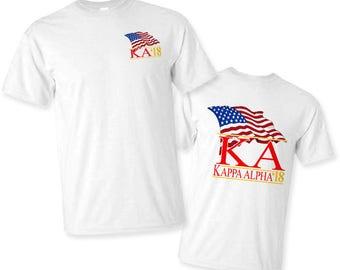 Kappa Alpha Limited Edition Tee