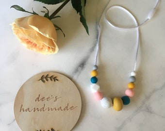 Astrid Silicone Necklace