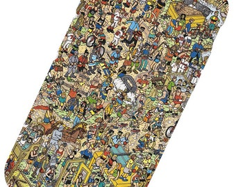 Mini People, Sports scene  Design Phone Case, iphone 6 Case, iphone 7 Case, iphone 6 plus Case, iphone 7 plus , iphone X Phone Case
