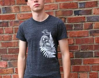 Nature Lover Gift For Men, Camping Shirt, Nature Shirt, Bird Shirt, Bird TShirt, Bird Gift Men, Owl Gift Men, Owl Shirt