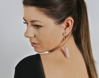 Tube - earrings