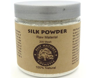 Silk Powder Natural for make-up, the glowing appearance to skin