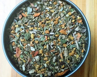 Respiratory Tea - Helps Promote Health of the Lungs and the Entire Respiratory System