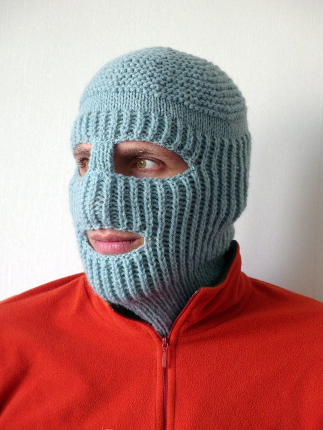 Knit Ski Mask Hat Balaclava Full Face Ski Mask Winter Sports