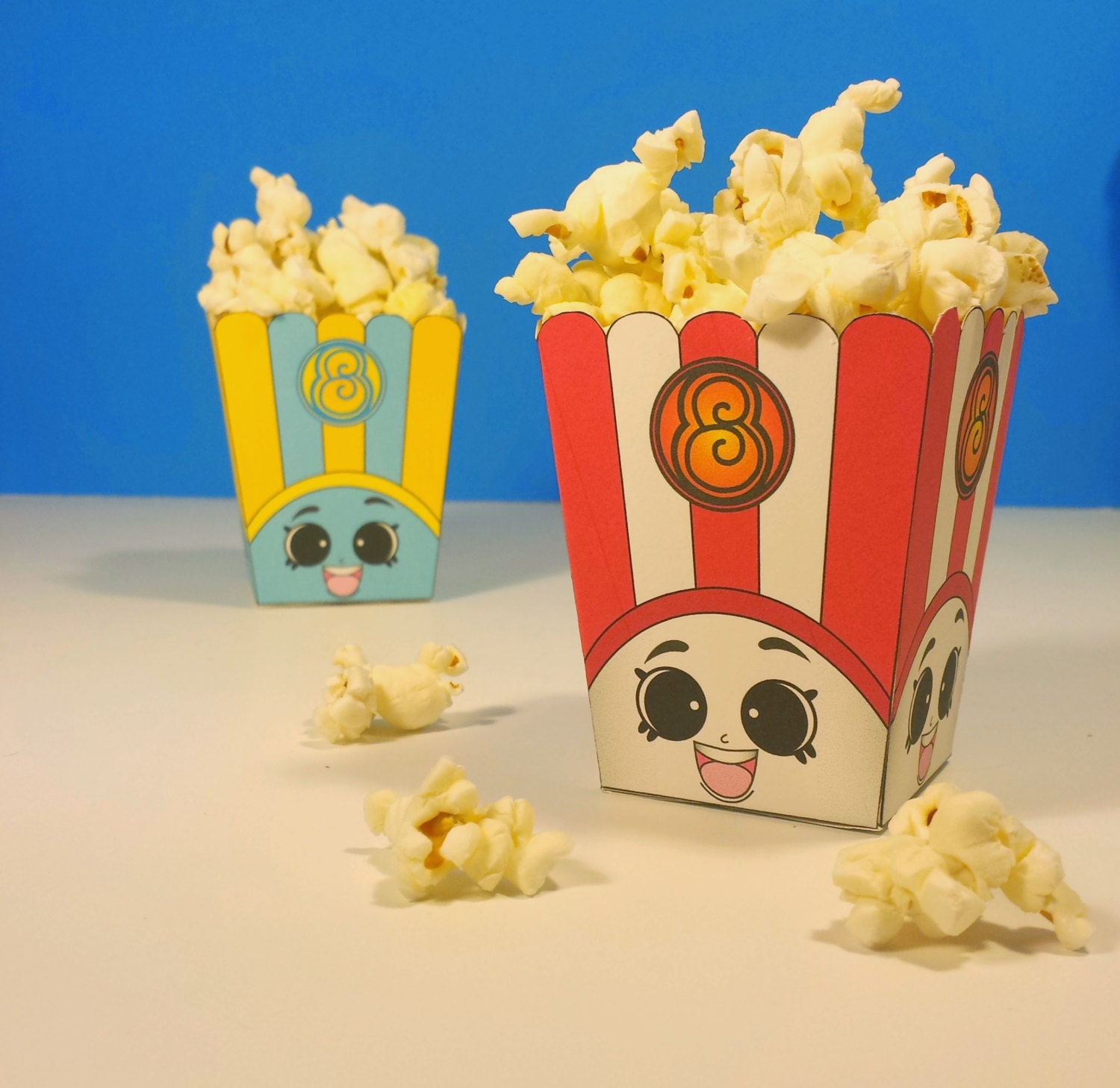 Image result for Popcorn Boxes