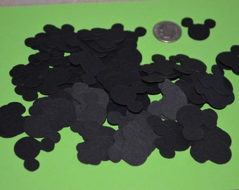 Mickey Mouse Die Cuts (300) 3/4""