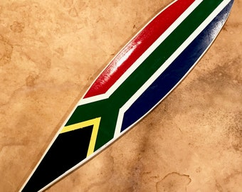 South Africa Pintail Deck