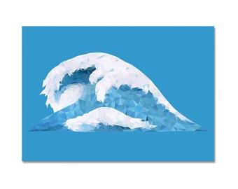 Graphic Art - Surf