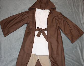Jedi Costume plus Cape