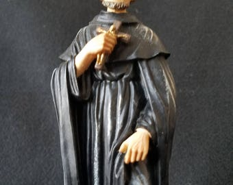 Saint Peregrine Art Sculpture Statue