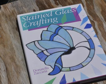 Stained Glass Crafting By Donatella Zaccaria