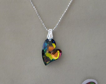 Necklace Sweet Love-Swarovski
