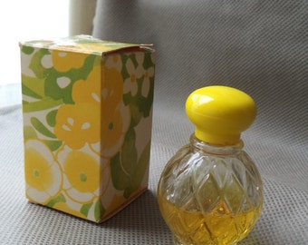 Avon sun blossoms cologne  ,gift for her, gift for collector,a von bottle ,collectible bottle ,1970's avon bottle,1970 avon