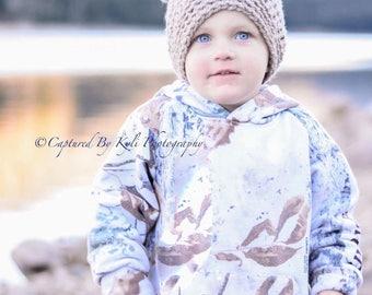 Bear hat // Beary Cute Hat // winter hat // baby bear // toddler bear