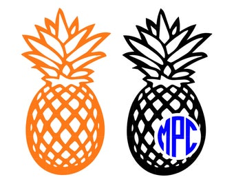 Pineapple Decal