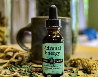 Adrenal Energy tincture