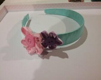 Handcrafted Flower Headband