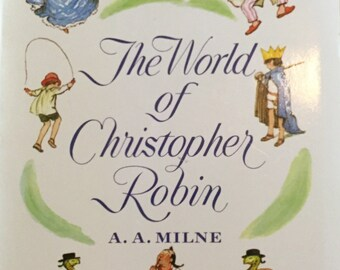 The World of Christopher Robin Paperback Book