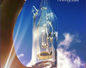 Infinity Bottles - Glass Bottle in a Bottle in a Bottle