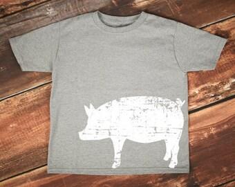 Pig Svg, Pig Clip Art, Baby Pig Shirt Svg, Pig Face Cricut Svg, Pig Head, Pig Birthday Svg, Farm Animal Kids Shirt, This Little Piggie