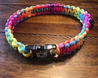 "16"" Rainbow Collar"