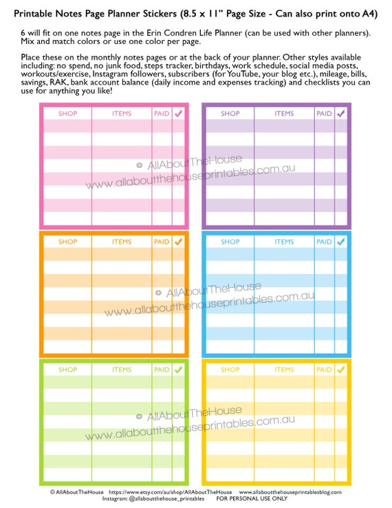 daily online planner