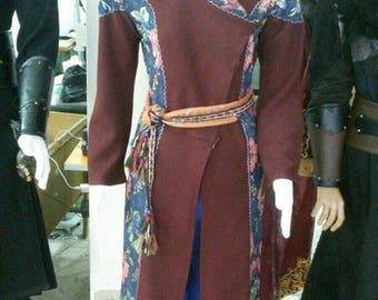 Women historical Costumes,Medieval Costume,Medieval Women  Costume Set,Ertugrul Costume, Historical Costume, Resurrection  Costumes