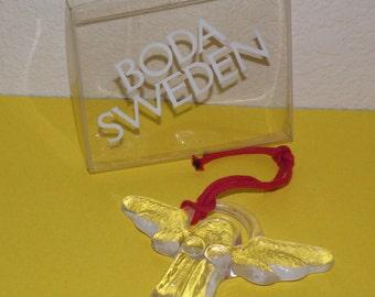 Kosta Boda Scandanavian ANGEL in the Original Box