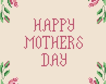 Mother's Day Pattern - P5