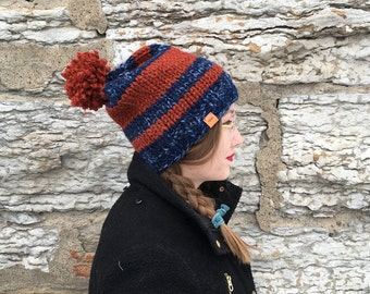 The Camus: Knit Hat