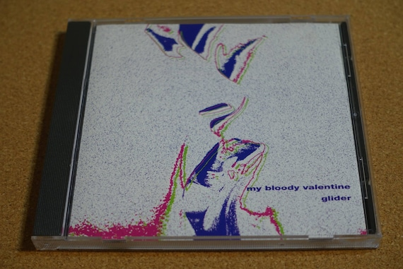 Glider by My Bloody Valentine Vintage CD Compact Disc
