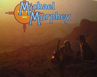 Michael Murphey - Peaks Valleys Honky-Tonks & Alleys - (1979) - Vinyl Album