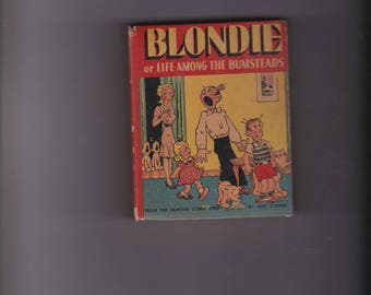 1944 Blondie or Life Among the Bumsteads #1466 Good Condition
