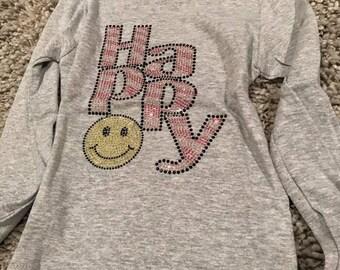 Happy - size 4