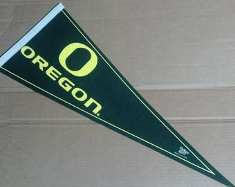 Oregon Ducks Pennant - Full Size