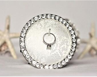 Wedding ring holder Etsy
